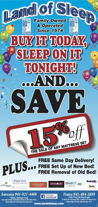4 Day Mattress Sale!