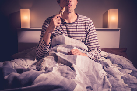How Certain Foods Can Affect Falling Asleep and Dreaming