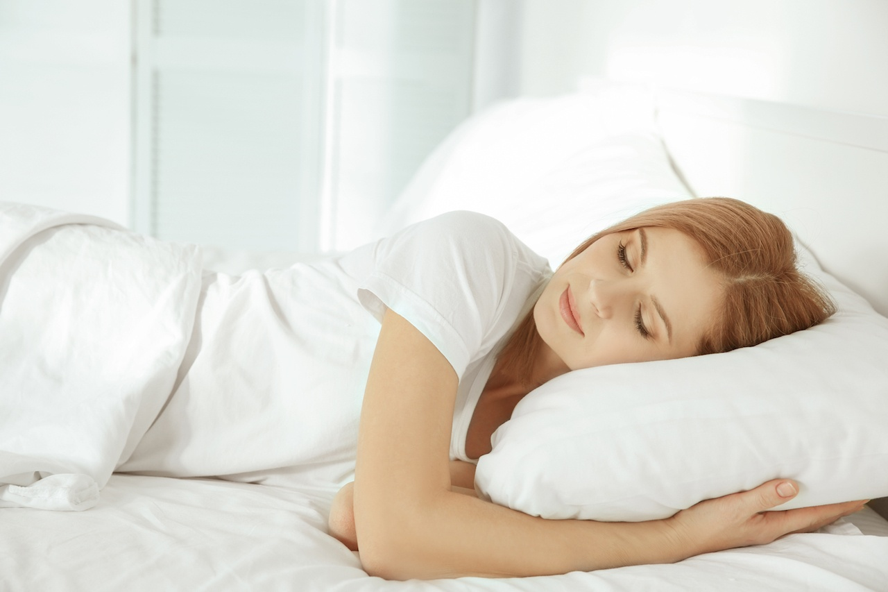 Sleeping position pillow