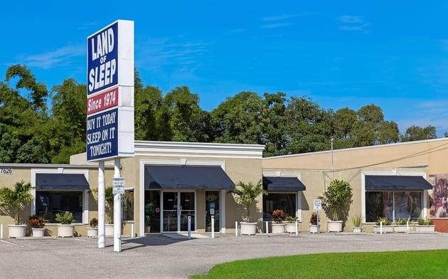 Land of Sleep - Sarasota, Florida