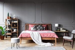 bigstock-Grey-And-Pink-Cozy-Bedroom-252415990