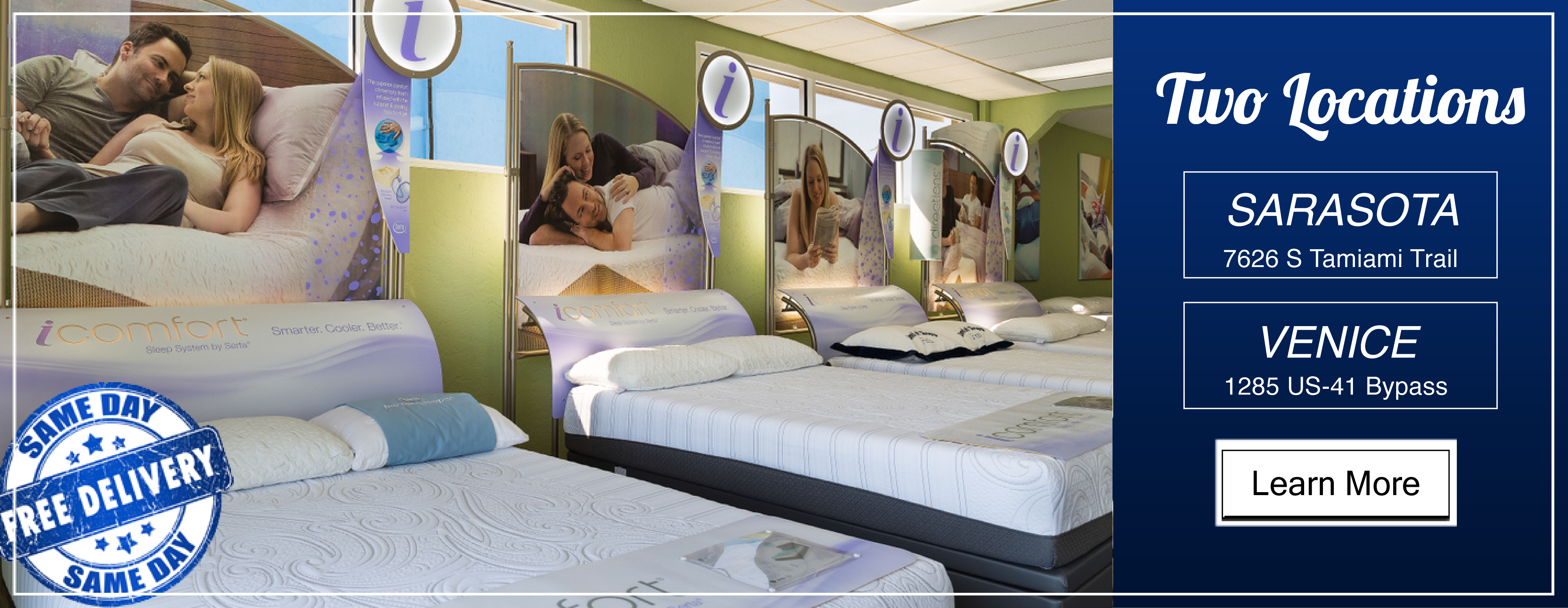 land of sleep quality mattresses sarasota and venice fl