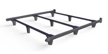 Knickerbocker Bed Frame: Support, Stability and Movement Prevention