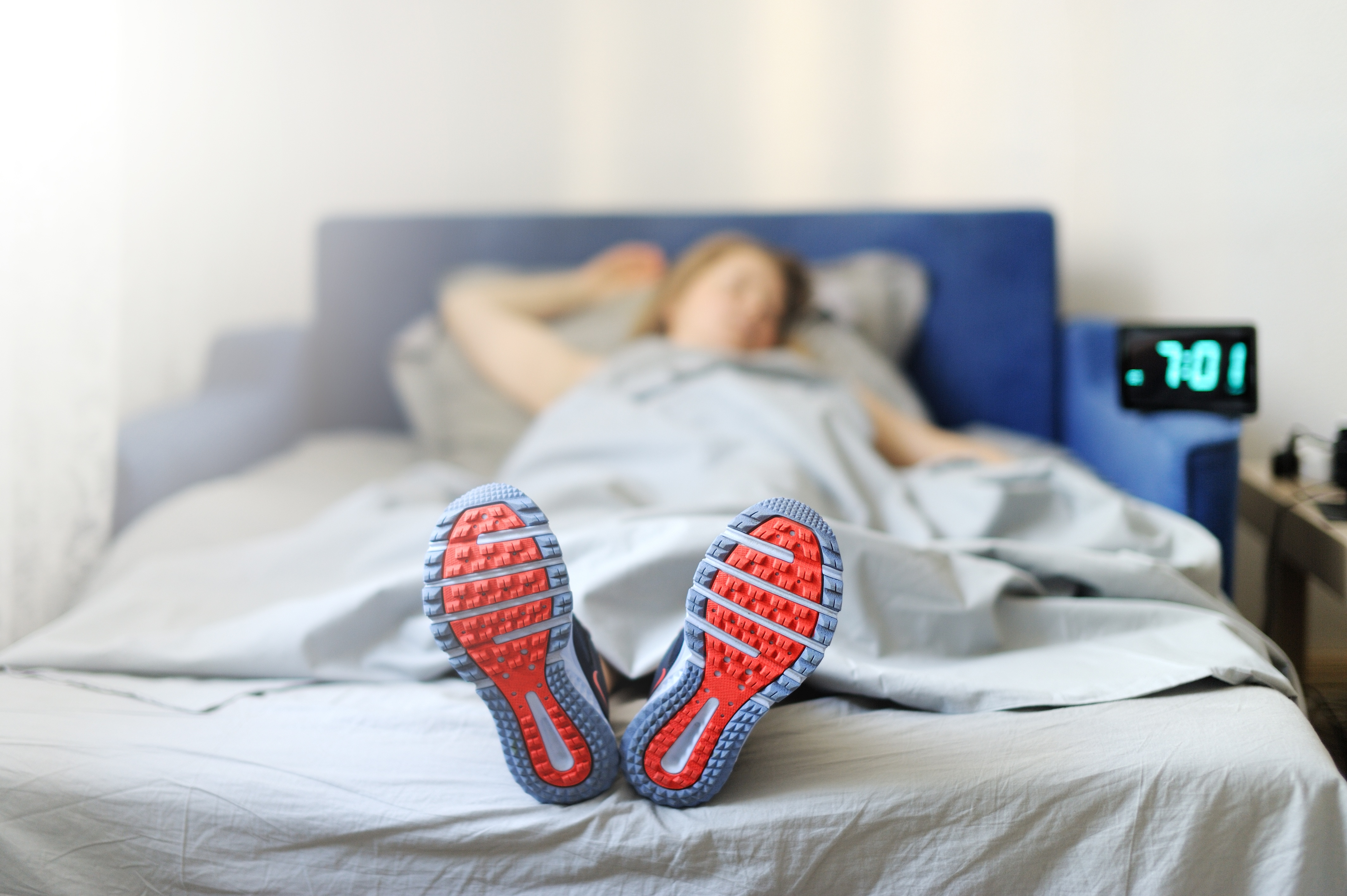 The Benefit Of Sleep For An Athletic Lifestyle