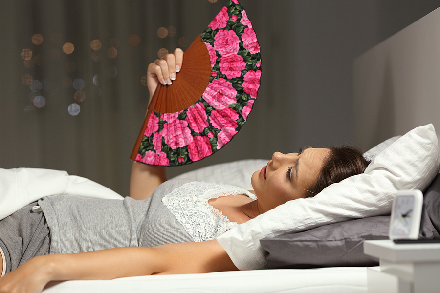 3 Reasons Why You Get So Hot When You Sleep