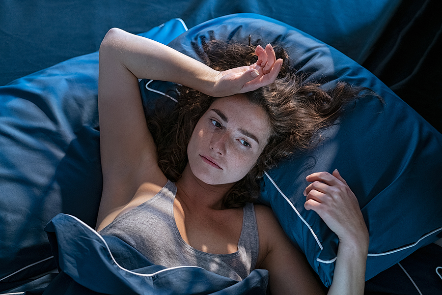 4 Ways Stress Negatively Affects Your Sleep