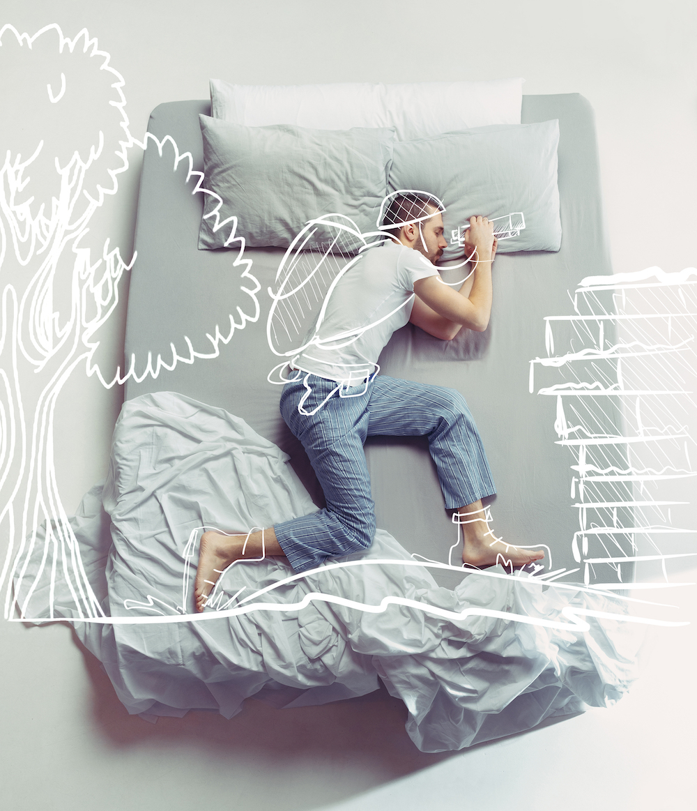 What Dreams May Come and How Can They Effect Your Sleep Health