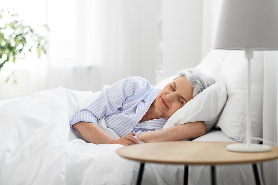 Aging and Sleep – Effects of Age on Sleep