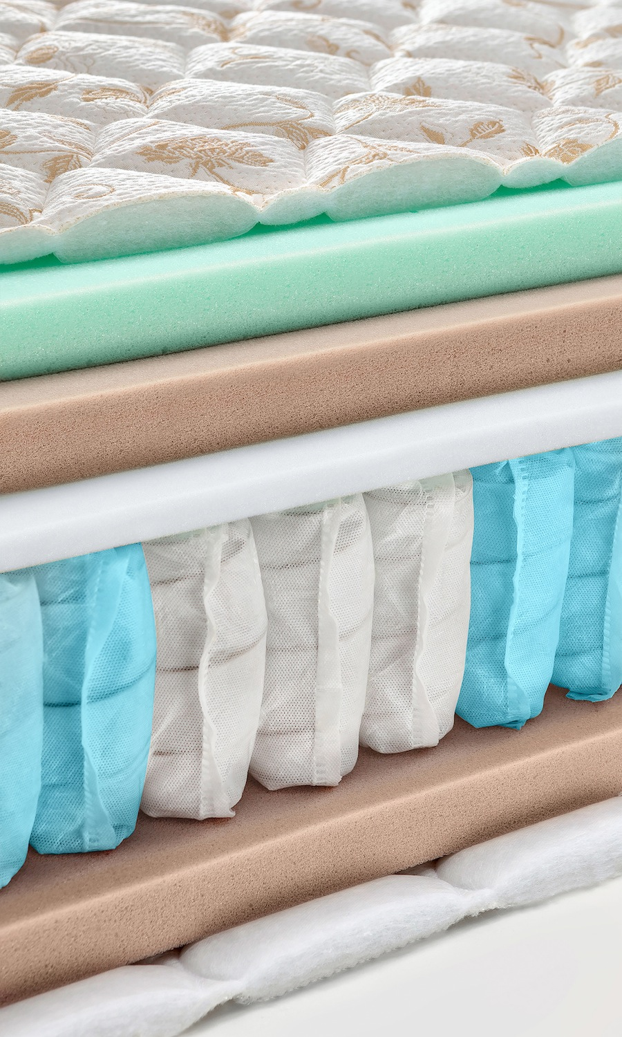 Everything you need to know about Hybrid Mattresses