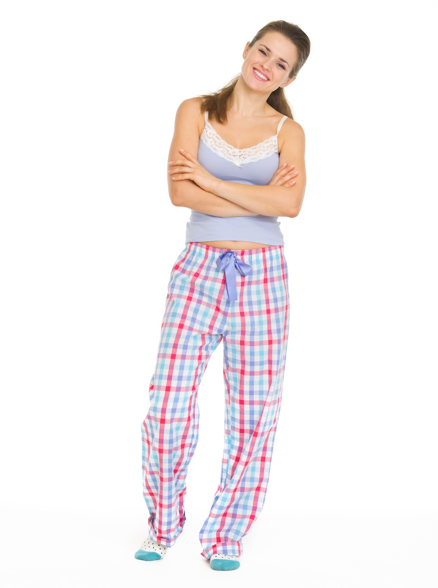 What Your Pajamas Say About You