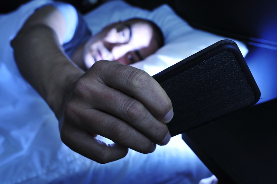 Why Technology Before Bed Can Hinder Falling Asleep