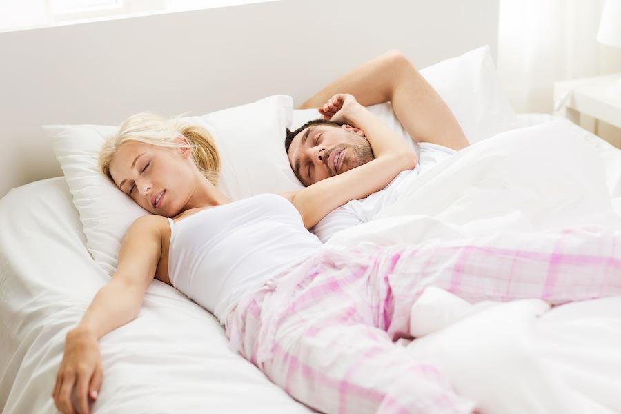 What Causes People to Sleep Talk?